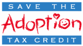 Adoption Tax Credit Logo