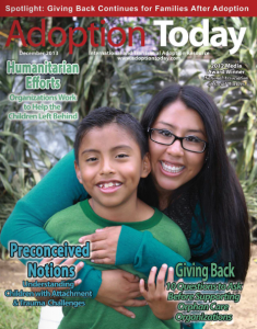 Adoption Today Cover