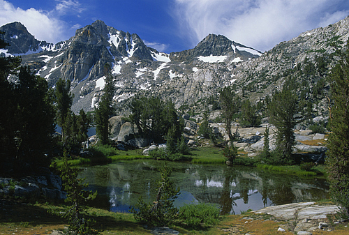 California's Sierra Nevada Mountains, site of this year's CAFO Staff Planning Retreat