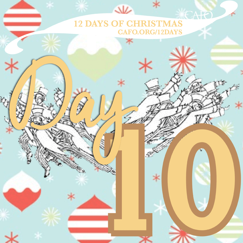 Graphics For 10th Day Of Christmas Graphics | www.graphicsbuzz.com